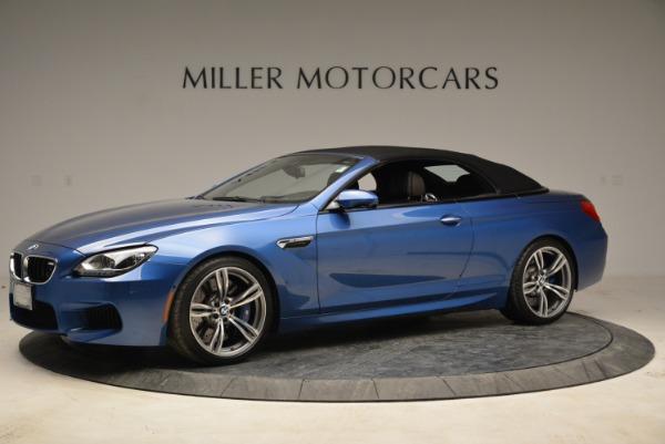 Used 2013 BMW M6 Convertible for sale Sold at Alfa Romeo of Westport in Westport CT 06880 14