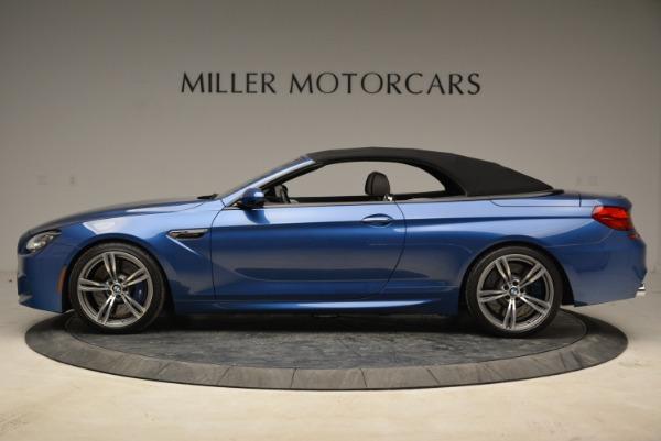 Used 2013 BMW M6 Convertible for sale Sold at Alfa Romeo of Westport in Westport CT 06880 15