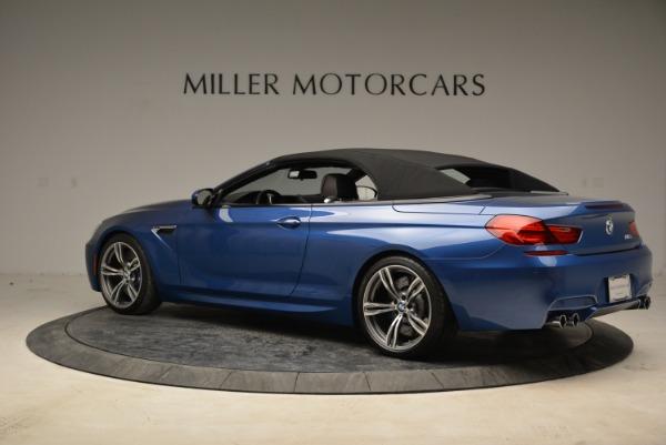 Used 2013 BMW M6 Convertible for sale Sold at Alfa Romeo of Westport in Westport CT 06880 16