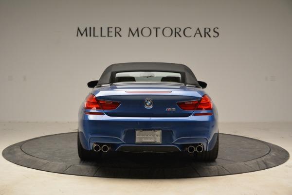 Used 2013 BMW M6 Convertible for sale Sold at Alfa Romeo of Westport in Westport CT 06880 18
