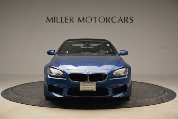 Used 2013 BMW M6 Convertible for sale Sold at Alfa Romeo of Westport in Westport CT 06880 24