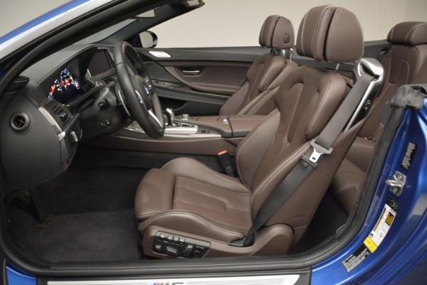 Used 2013 BMW M6 Convertible for sale Sold at Alfa Romeo of Westport in Westport CT 06880 26