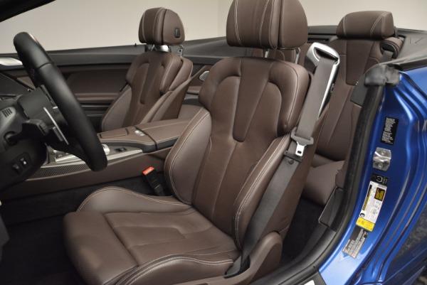 Used 2013 BMW M6 Convertible for sale Sold at Alfa Romeo of Westport in Westport CT 06880 27