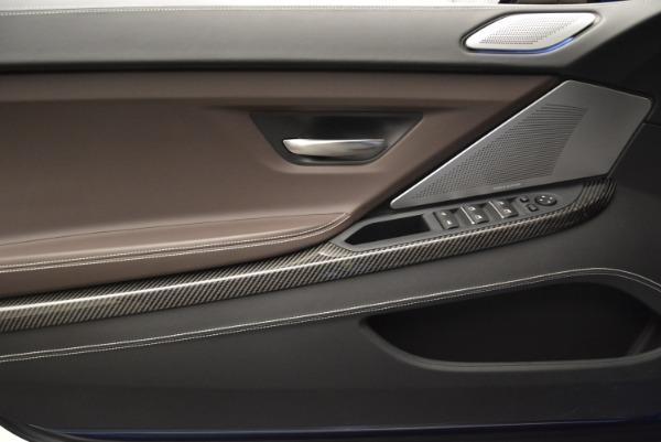 Used 2013 BMW M6 Convertible for sale Sold at Alfa Romeo of Westport in Westport CT 06880 28