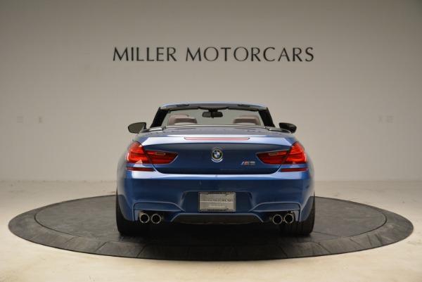 Used 2013 BMW M6 Convertible for sale Sold at Alfa Romeo of Westport in Westport CT 06880 6
