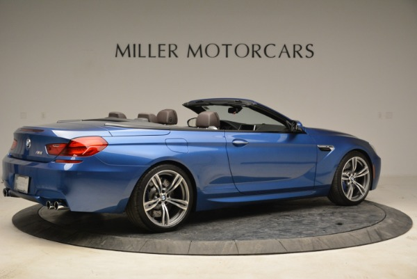 Used 2013 BMW M6 Convertible for sale Sold at Alfa Romeo of Westport in Westport CT 06880 8