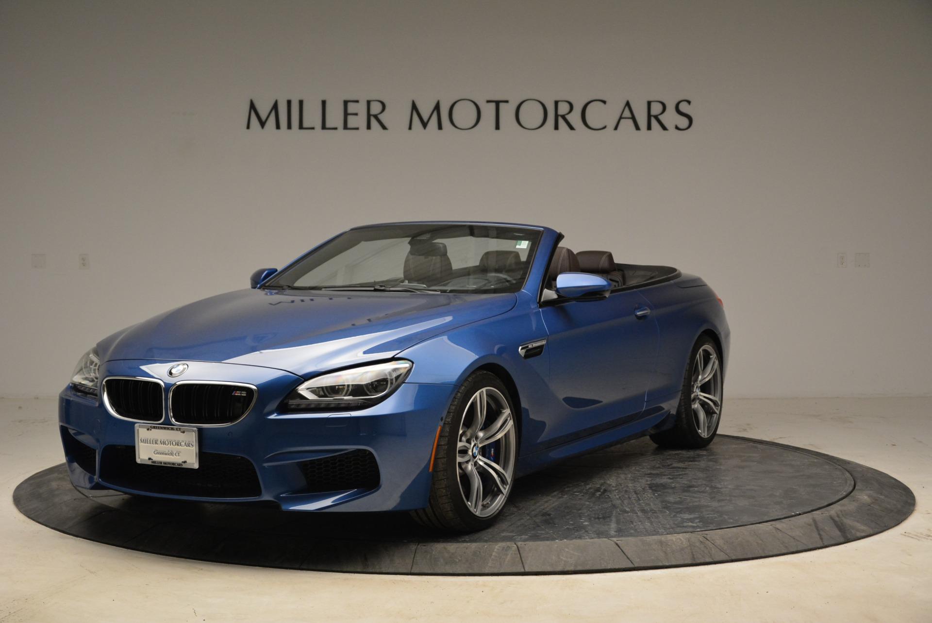 Used 2013 BMW M6 Convertible for sale Sold at Alfa Romeo of Westport in Westport CT 06880 1