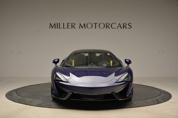 New 2018 McLaren 570S Spider for sale Sold at Alfa Romeo of Westport in Westport CT 06880 21