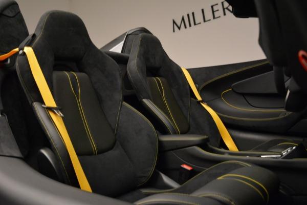 New 2018 McLaren 570S Spider for sale Sold at Alfa Romeo of Westport in Westport CT 06880 28