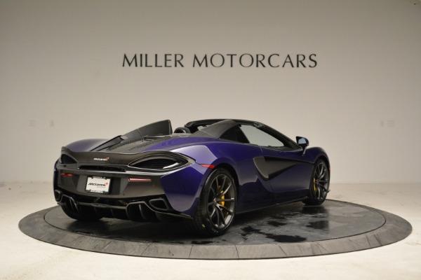 New 2018 McLaren 570S Spider for sale Sold at Alfa Romeo of Westport in Westport CT 06880 6
