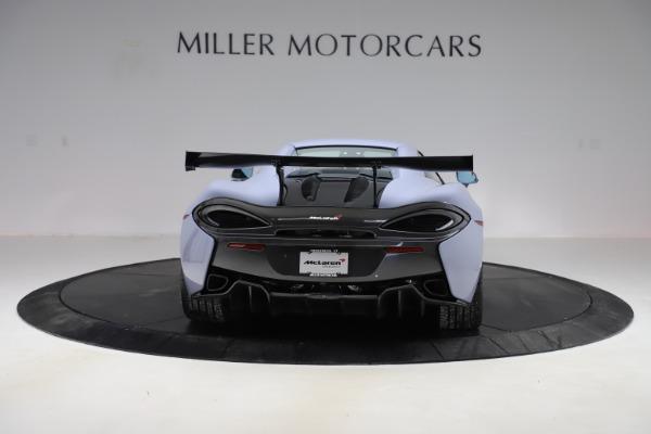 Used 2018 McLaren 570S Spider for sale Sold at Alfa Romeo of Westport in Westport CT 06880 13