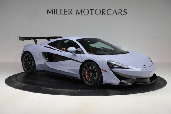Used 2018 McLaren 570S Spider for sale Sold at Alfa Romeo of Westport in Westport CT 06880 16