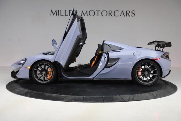Used 2018 McLaren 570S Spider for sale Sold at Alfa Romeo of Westport in Westport CT 06880 19