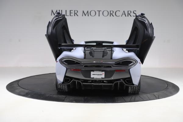 Used 2018 McLaren 570S Spider for sale Sold at Alfa Romeo of Westport in Westport CT 06880 21