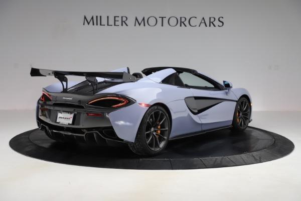 Used 2018 McLaren 570S Spider for sale Sold at Alfa Romeo of Westport in Westport CT 06880 5