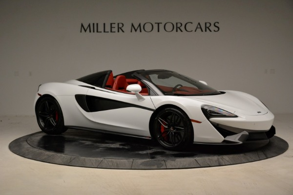 New 2018 McLaren 570S Spider for sale Sold at Alfa Romeo of Westport in Westport CT 06880 10