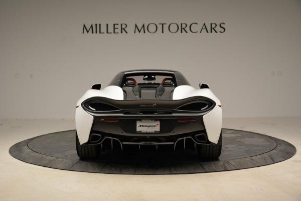 New 2018 McLaren 570S Spider for sale Sold at Alfa Romeo of Westport in Westport CT 06880 18