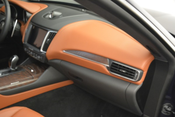 New 2018 Maserati Levante S Q4 GranLusso for sale Sold at Alfa Romeo of Westport in Westport CT 06880 23