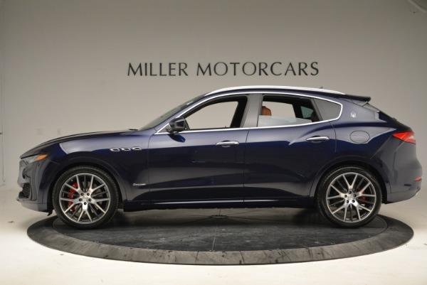New 2018 Maserati Levante S Q4 GranLusso for sale Sold at Alfa Romeo of Westport in Westport CT 06880 4