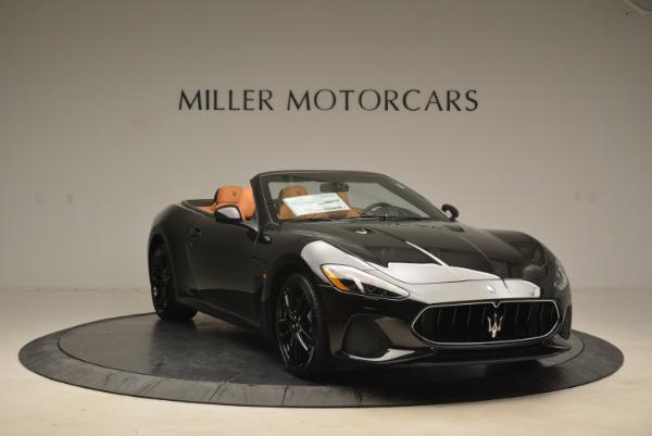 New 2018 Maserati GranTurismo MC Convertible for sale Sold at Alfa Romeo of Westport in Westport CT 06880 10