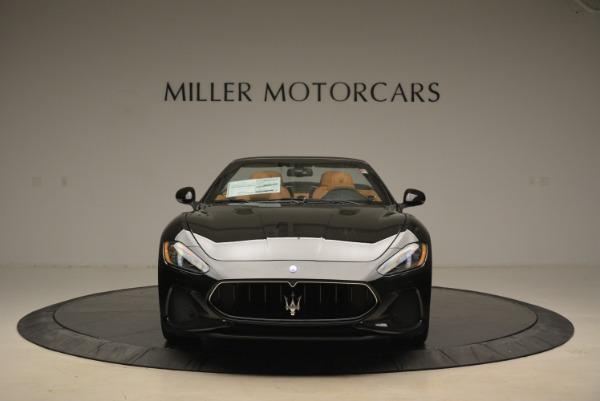 New 2018 Maserati GranTurismo MC Convertible for sale Sold at Alfa Romeo of Westport in Westport CT 06880 11