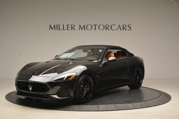 New 2018 Maserati GranTurismo MC Convertible for sale Sold at Alfa Romeo of Westport in Westport CT 06880 12