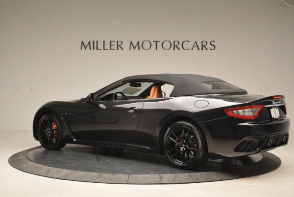 New 2018 Maserati GranTurismo MC Convertible for sale Sold at Alfa Romeo of Westport in Westport CT 06880 14