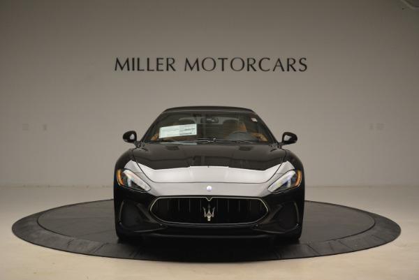 New 2018 Maserati GranTurismo MC Convertible for sale Sold at Alfa Romeo of Westport in Westport CT 06880 22