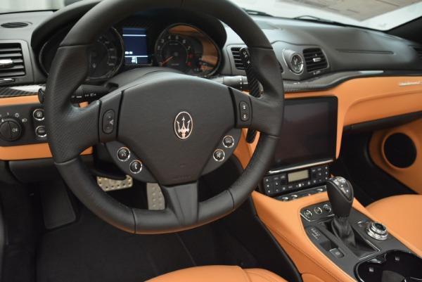 New 2018 Maserati GranTurismo MC Convertible for sale Sold at Alfa Romeo of Westport in Westport CT 06880 27