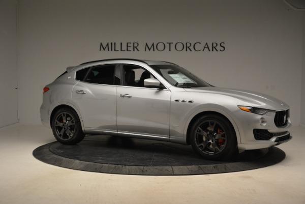 New 2018 Maserati Levante Q4 GranSport for sale Sold at Alfa Romeo of Westport in Westport CT 06880 11