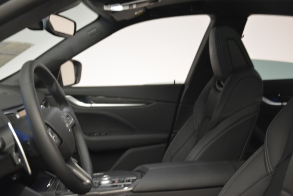 New 2018 Maserati Levante Q4 GranSport for sale Sold at Alfa Romeo of Westport in Westport CT 06880 13