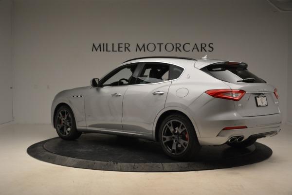 New 2018 Maserati Levante Q4 GranSport for sale Sold at Alfa Romeo of Westport in Westport CT 06880 6