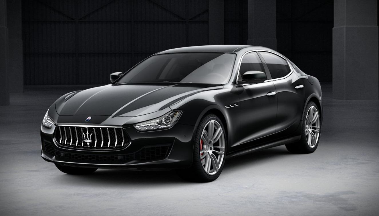 New 2018 Maserati Ghibli S Q4 for sale Sold at Alfa Romeo of Westport in Westport CT 06880 1
