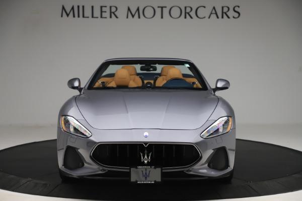 Used 2018 Maserati GranTurismo Sport Convertible for sale Sold at Alfa Romeo of Westport in Westport CT 06880 12