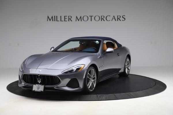Used 2018 Maserati GranTurismo Sport Convertible for sale Sold at Alfa Romeo of Westport in Westport CT 06880 14