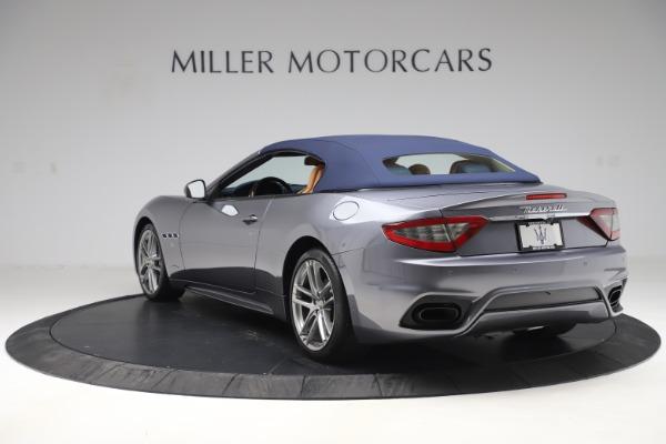 Used 2018 Maserati GranTurismo Sport Convertible for sale Sold at Alfa Romeo of Westport in Westport CT 06880 16