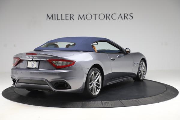 Used 2018 Maserati GranTurismo Sport Convertible for sale Sold at Alfa Romeo of Westport in Westport CT 06880 17