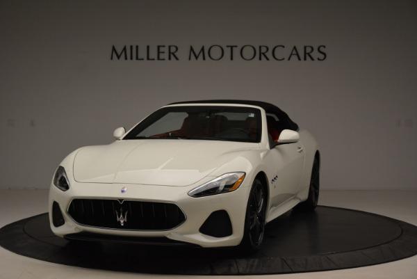 New 2018 Maserati GranTurismo Sport Convertible for sale Sold at Alfa Romeo of Westport in Westport CT 06880 2