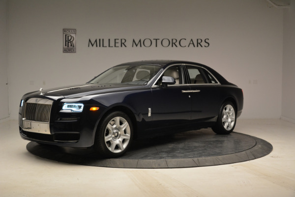 Used 2015 Rolls-Royce Ghost for sale Sold at Alfa Romeo of Westport in Westport CT 06880 2