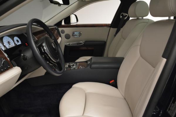 Used 2015 Rolls-Royce Ghost for sale Sold at Alfa Romeo of Westport in Westport CT 06880 20