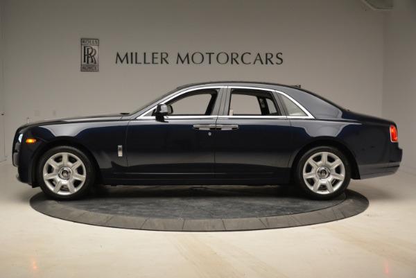 Used 2015 Rolls-Royce Ghost for sale Sold at Alfa Romeo of Westport in Westport CT 06880 3