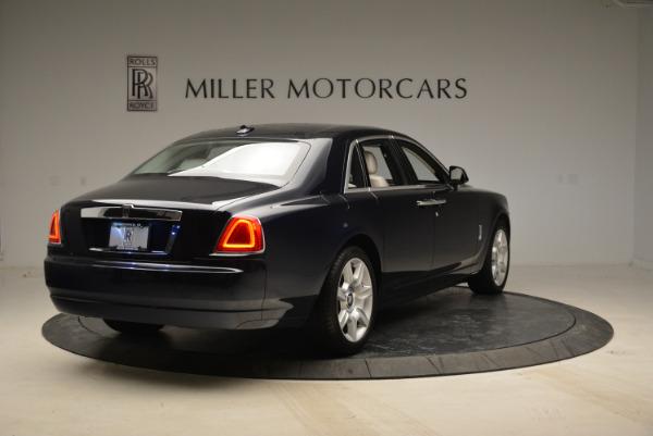 Used 2015 Rolls-Royce Ghost for sale Sold at Alfa Romeo of Westport in Westport CT 06880 7