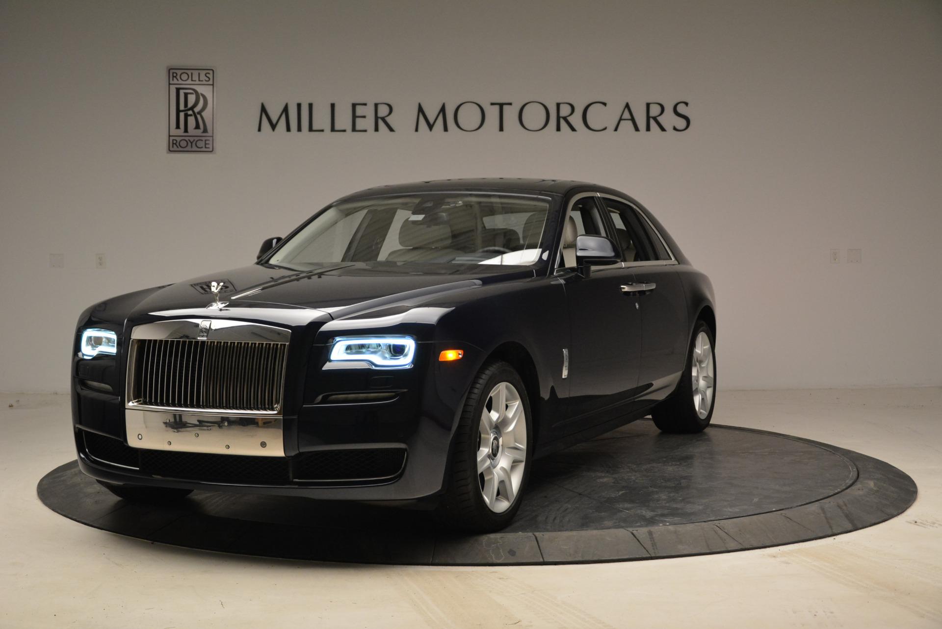 Used 2015 Rolls-Royce Ghost for sale Sold at Alfa Romeo of Westport in Westport CT 06880 1
