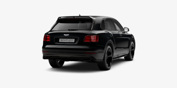New 2018 Bentley Bentayga Black Edition for sale Sold at Alfa Romeo of Westport in Westport CT 06880 3