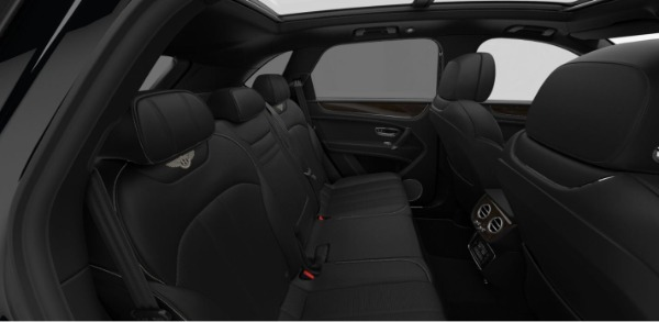 New 2018 Bentley Bentayga Black Edition for sale Sold at Alfa Romeo of Westport in Westport CT 06880 8