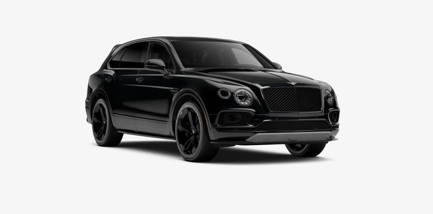 New 2018 Bentley Bentayga Black Edition for sale Sold at Alfa Romeo of Westport in Westport CT 06880 1