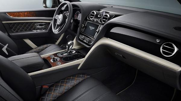 New 2018 Bentley Bentayga Mulliner for sale Sold at Alfa Romeo of Westport in Westport CT 06880 13