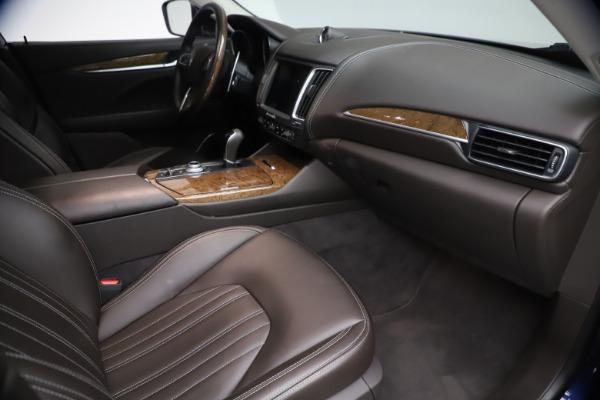 Used 2018 Maserati Levante S Q4 GranLusso for sale $67,900 at Alfa Romeo of Westport in Westport CT 06880 20