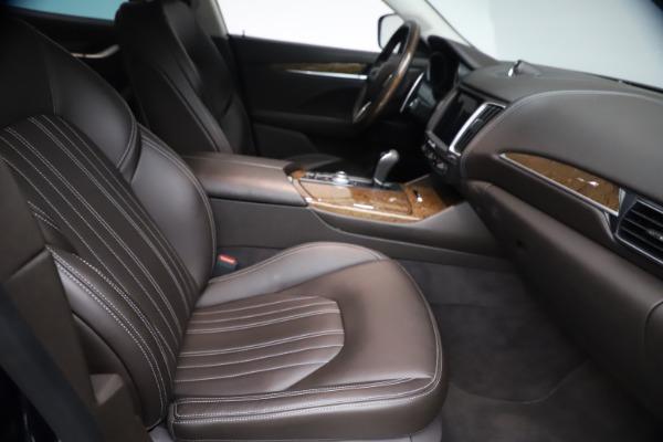 Used 2018 Maserati Levante S Q4 GranLusso for sale $67,900 at Alfa Romeo of Westport in Westport CT 06880 21