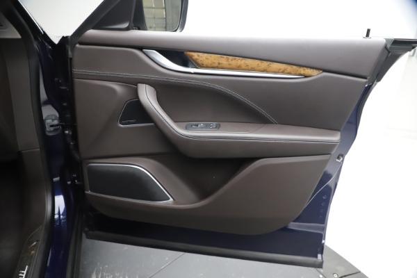 Used 2018 Maserati Levante S Q4 GranLusso for sale $67,900 at Alfa Romeo of Westport in Westport CT 06880 22